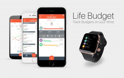 Life Budget 1.5 just released on App Store