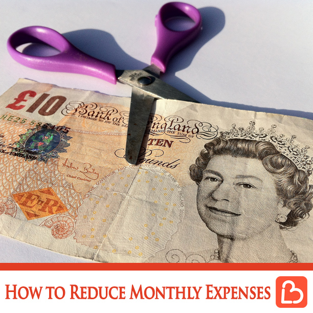 How to Reduce Monthly Expenses